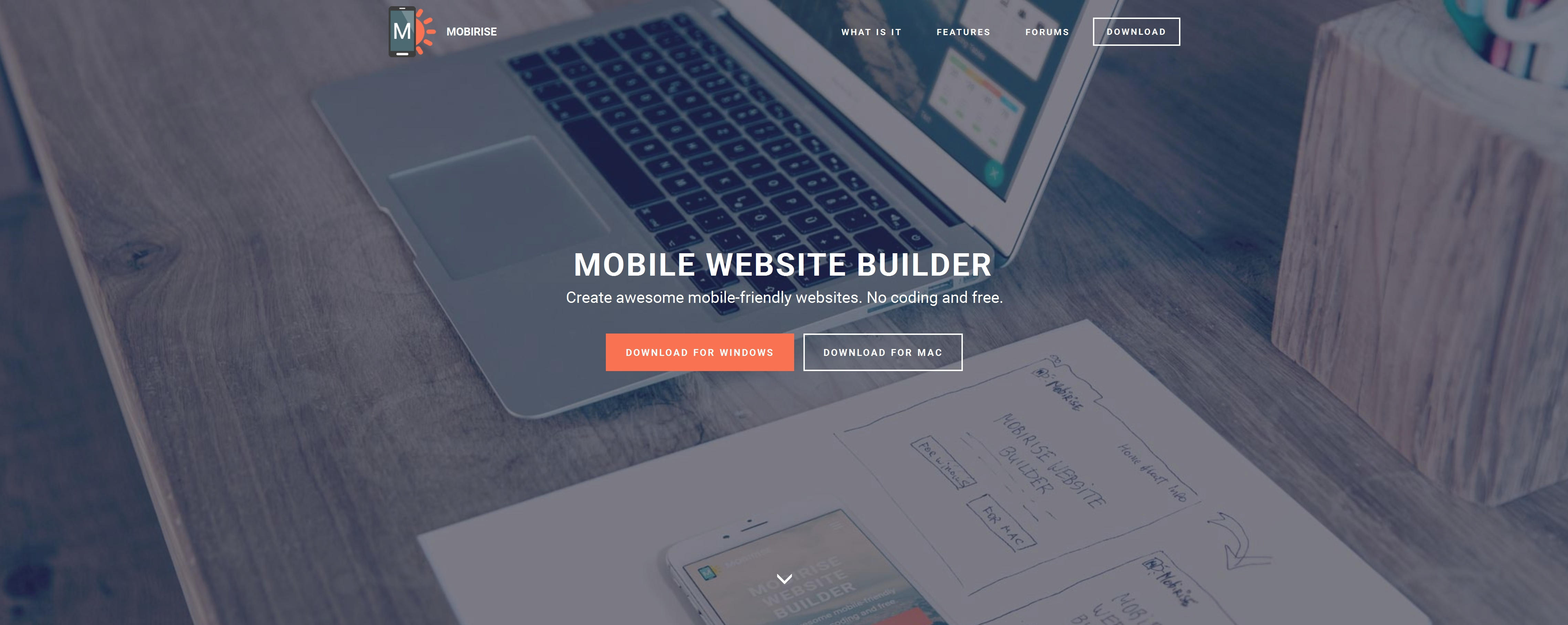 Mobile Website Creator
