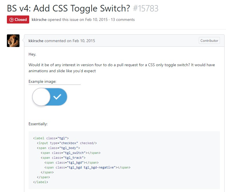 The best ways to  put in CSS toggle switch?