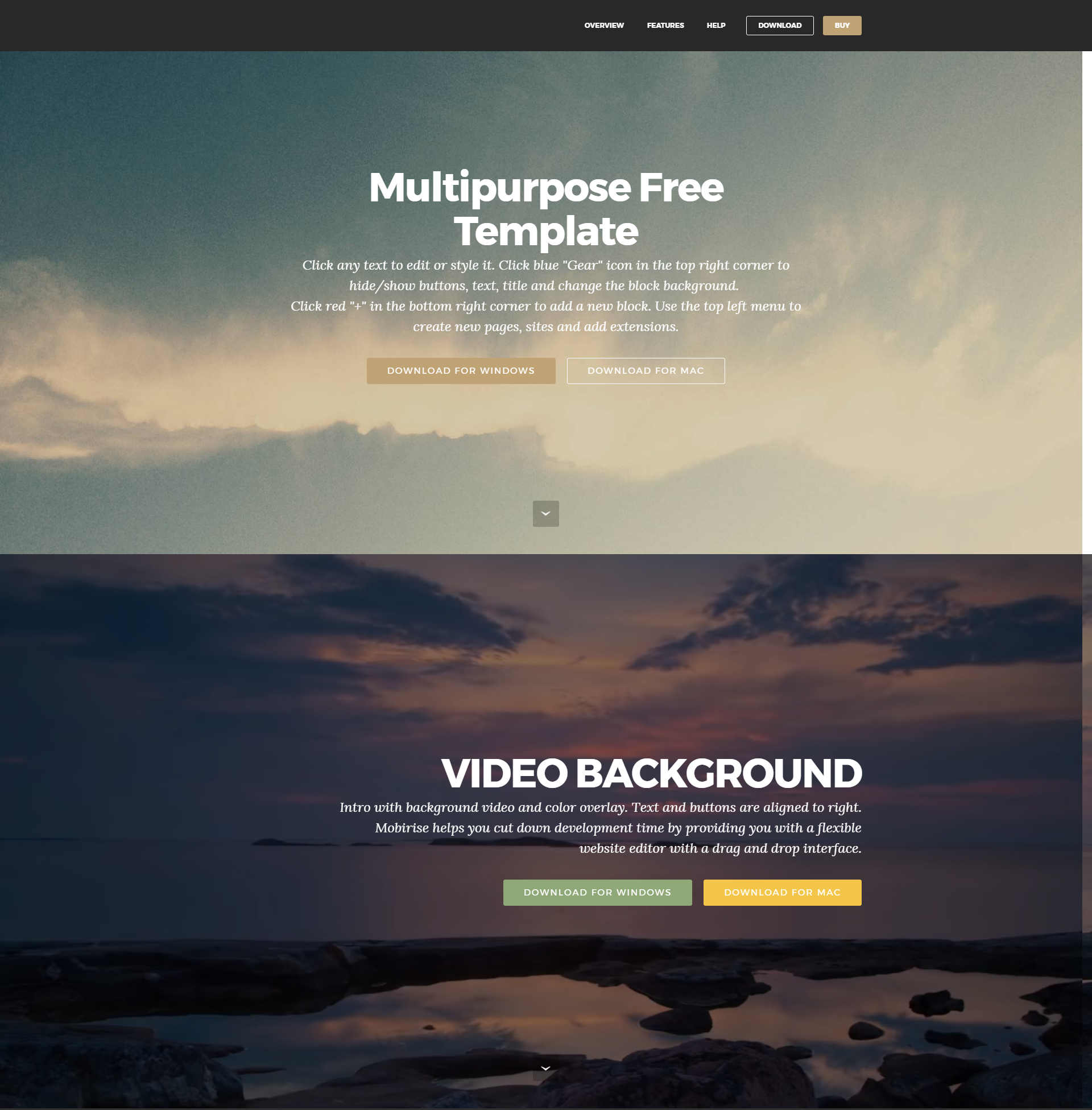 Responsive Bootstrap Themes