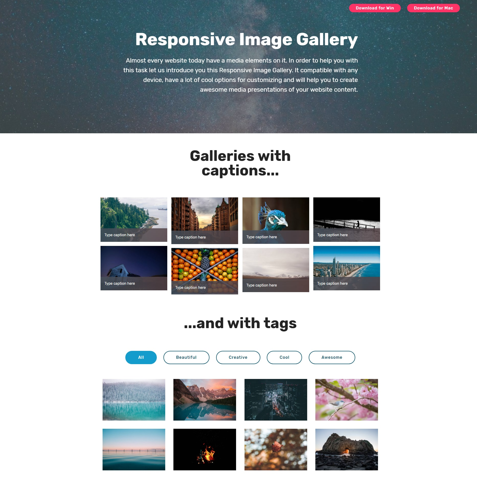 30 Impressive jQuery Bootstrap Slideshow and Gallery Ideas